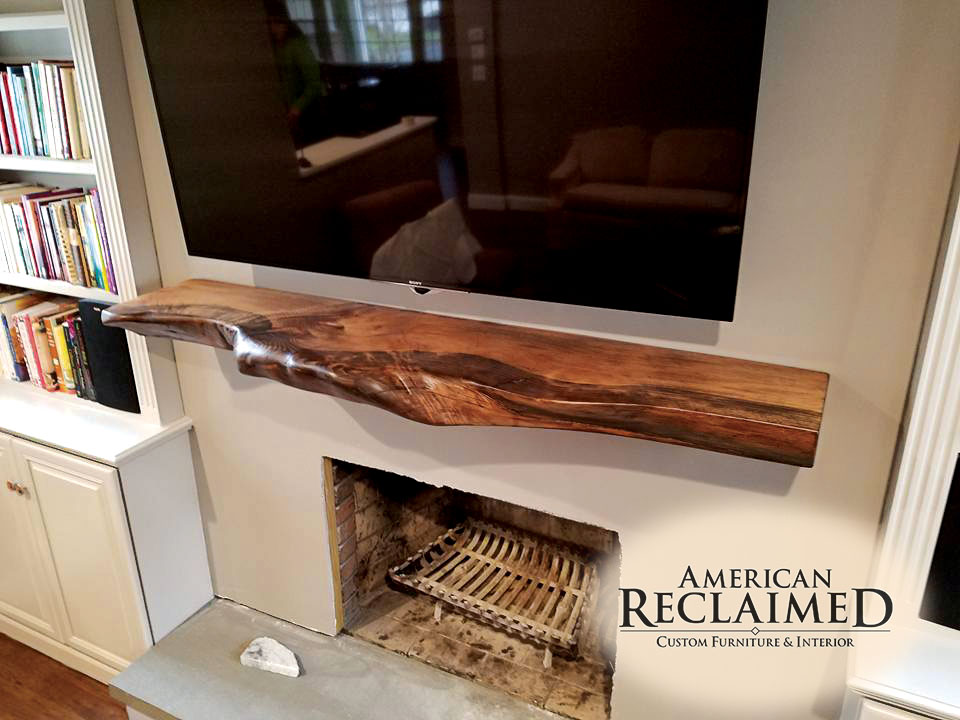 Fireplace Mantles American Reclaimed