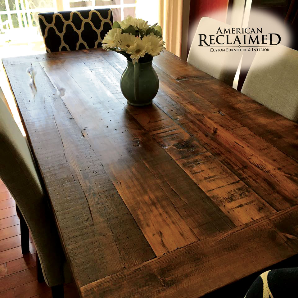 Kitchen Tables - American Reclaimed
