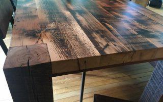 Flush Dining Table